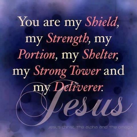 U r my strength