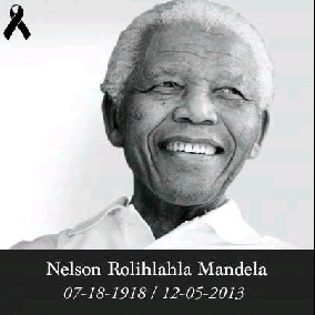 Madiba we salute u