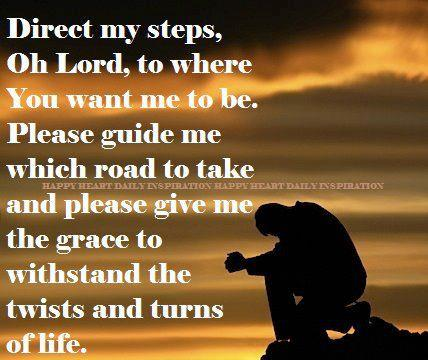 Lord Guide me