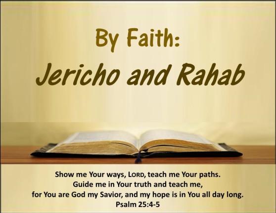 Faith - Jericho