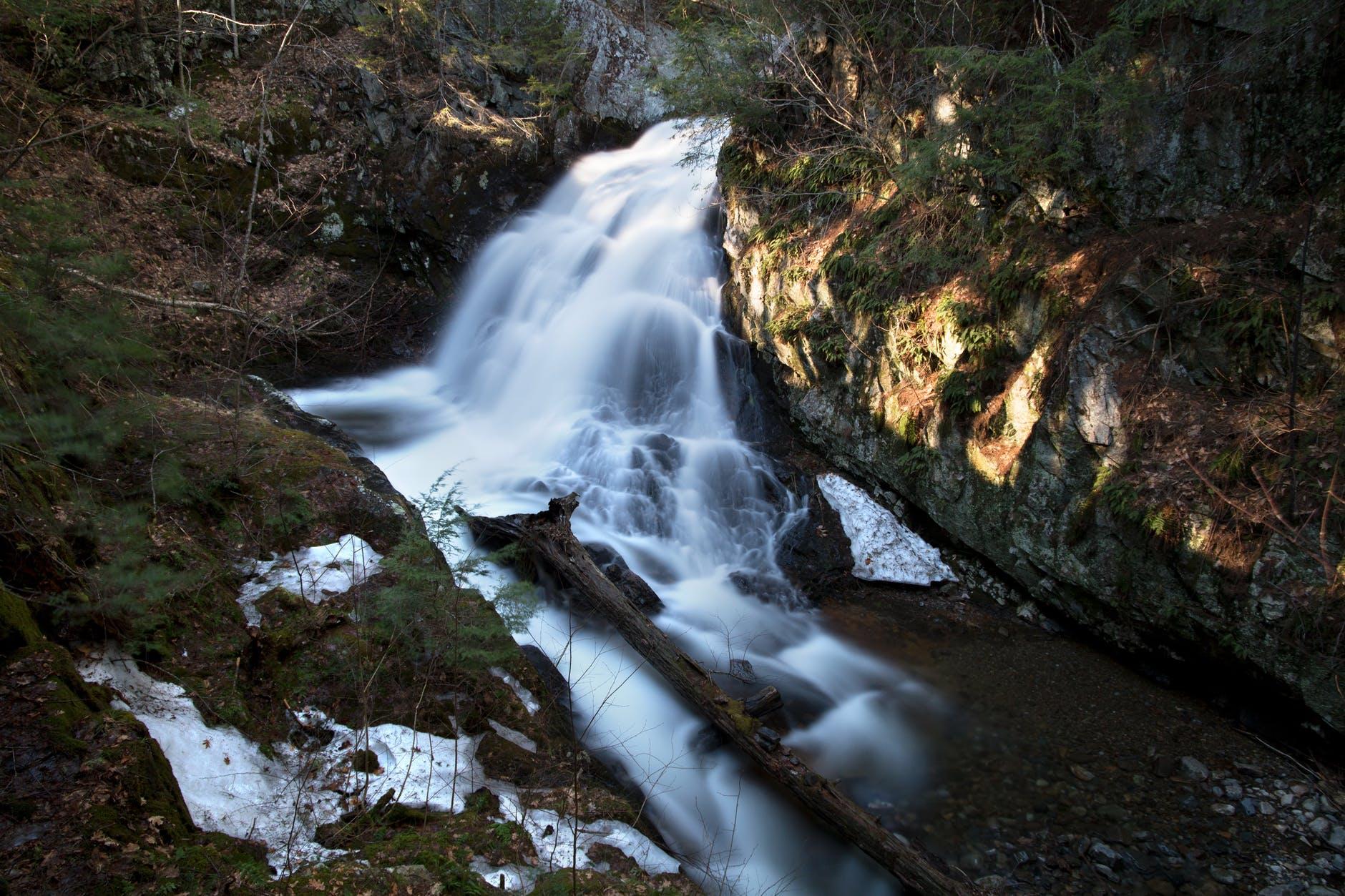 cascade creek environment fall
